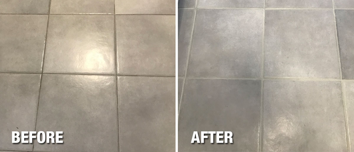 Grout Cleaning Recolouring - Can i grout over existing grout